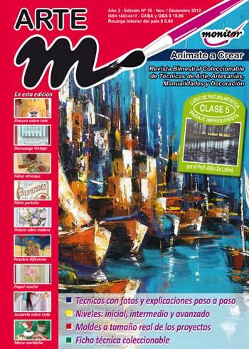 Revista Arte M N°3-4-5-6-7
