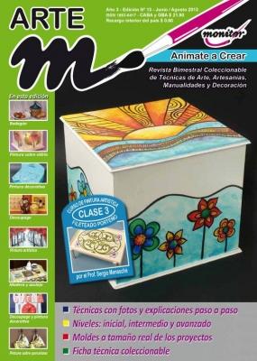 Revista Arte M N°11-12-13 Y 14