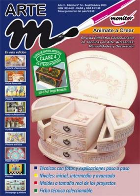 Revista Arte M N°15 Y 16