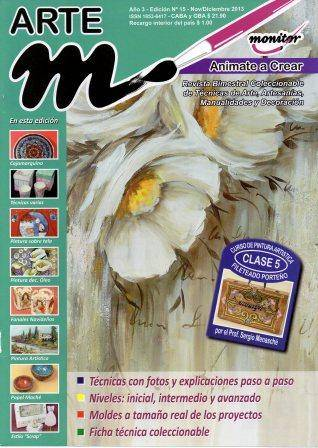 Revista Arte M N°17 Y 18