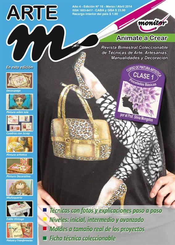 Revista Arte M N°19-20-21-22 Y 23