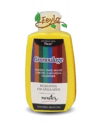 Granulage Monitor X 70 Cc Amarillo
