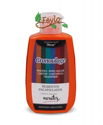 Granulage Monitor X 70 Cc Naranja