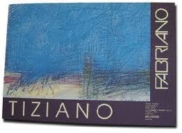Block Tiziano Fabriano C/plenos 160 Grs  21 X 30  30 Hojas