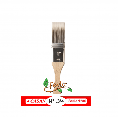 Casan  Pincel, Serie 1280, 3/4