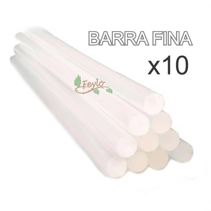 Promo Silicona Pegamento En Barra Fino X 10