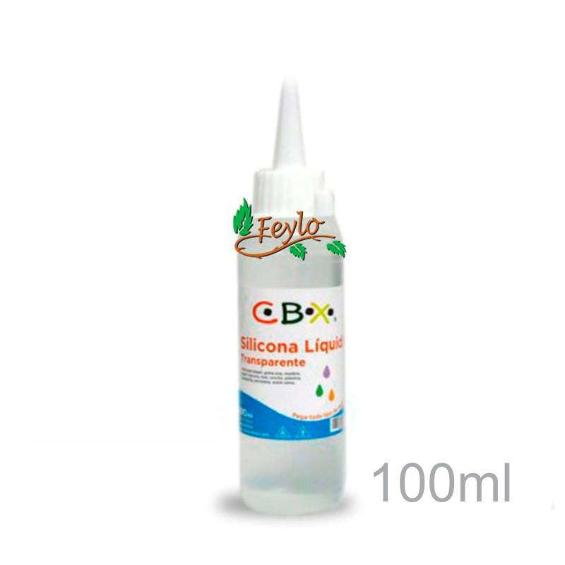 Silicona Liquida X 100 Ml