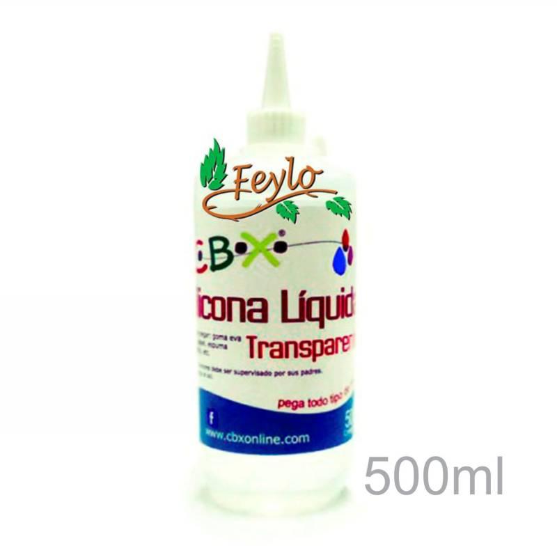 Silicona Liquida X 500 Ml