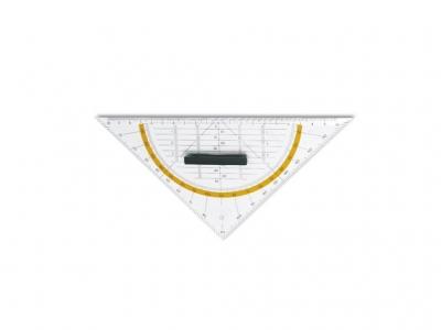 Escuadra Multiuso Hipotenusa De 22cm