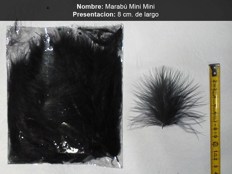 Plumas Marabu Mini Mini X 50 Un.