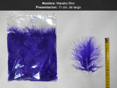 Plumas Marabu Mini X 50 Un.