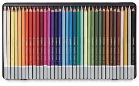 Lapices Carbothello Lata X 24 Colores
