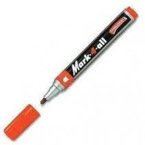Marcador Mark-4 All P/ch Rojo