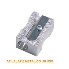 Afilalapices Metal 1 Cuchilla