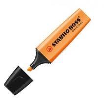 Resaltador Boss Naranja