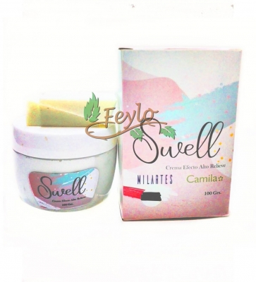 Swell (crema Efecto Alto Relieve) X 100grs