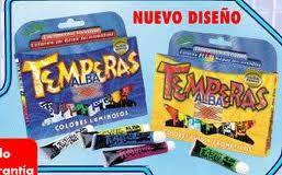 Temperas Trad Color Fluo