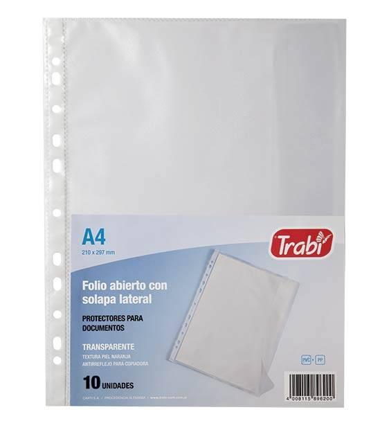 Folios A4 X 10