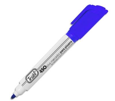 Marcadores P/pizarra 450 Azul