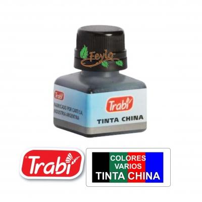 Tinta China Trabi X 15cc