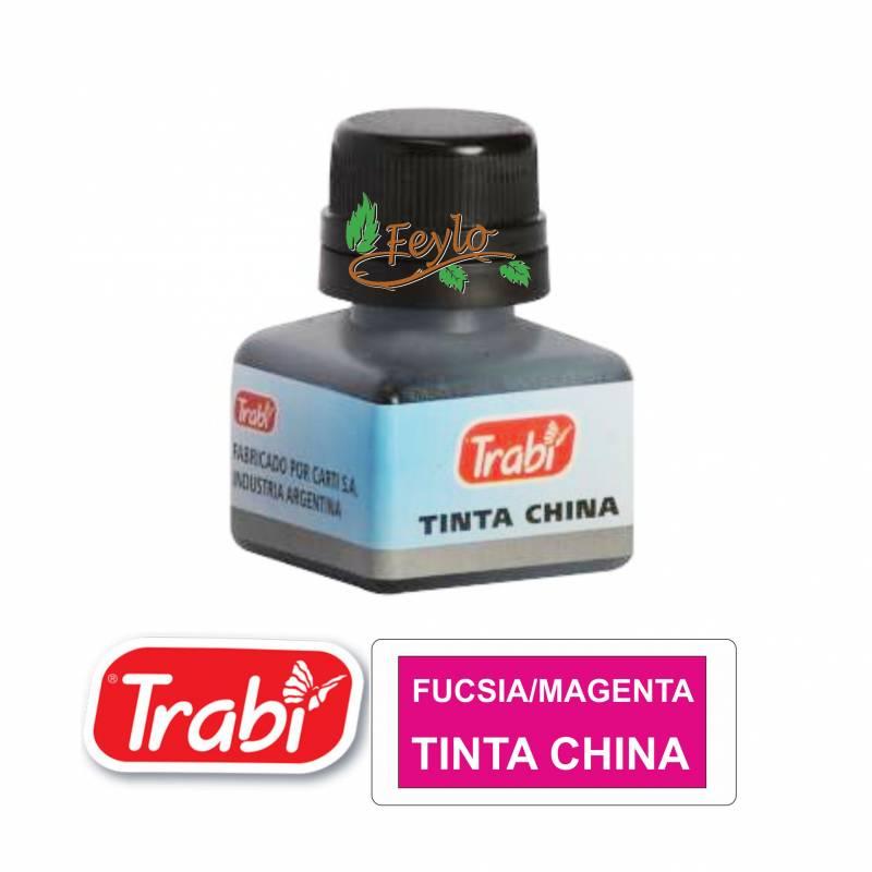 Tinta China Trabi X 15cc Fucsia/magenta