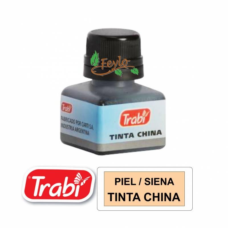 Tinta China Trabi X 15cc Piel/siena