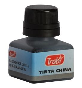 Tinta China Trabi X 15cc Borravino/siena Tost.