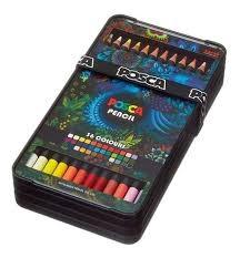 Lapices Posca X 36 Colores