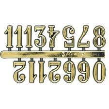 Numeros Para Reloj Mediano,(arabigo ó Romanos)