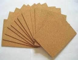 Placa De Corcho 3 Mm 45 X 60 Cm