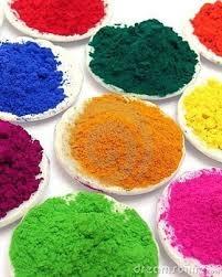Colorante En Polvo X 1kg - Naranja