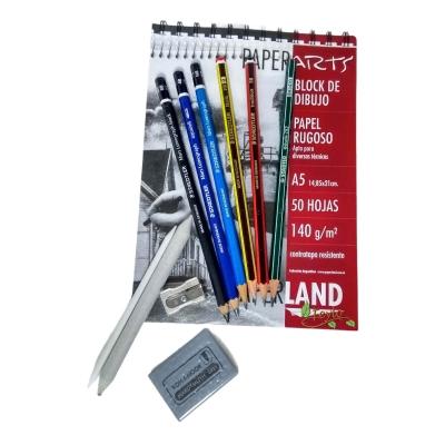 Promo Kit Dibujo / Grafito