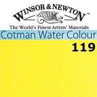 Cwc 8 Ml  Amarillo De Cadmio Claro 119