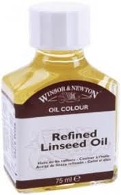 Aceite De Lino Refinado X 75 Ml. ( Refined Linseed Oil )