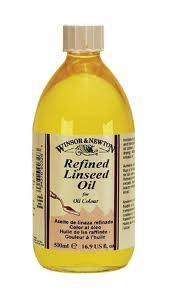 Aceite De Lino Refinado X 250 Ml. ( Refined Linseed Oil )