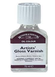 Barniz Brillante X 75 Ml. ( Gloss Varnish )