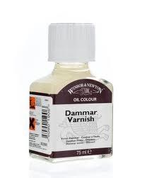 Barniz Dammar X 75 Ml. ( Dammar Varnish )